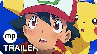 Pokémon Der Film: Die Macht In Uns Trailer Deutsch German (2018)