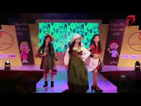 Gujarat Kids Fashion Week Grand Finale Part 2
