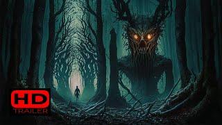 Проклятый лес. Тизер / Cursed forest. Teaser (2018)  Russian horror film