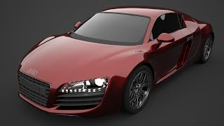 Baixar Car in autodesk maya part-3