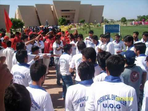 sports gala 2011 university of gujrat