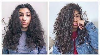 Curly Hair Routine 🌈 Maximum Definition