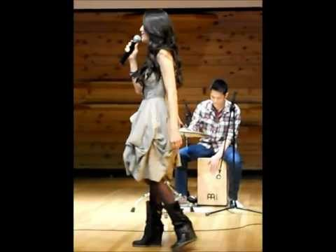 Arden Cho & David So Live Performance