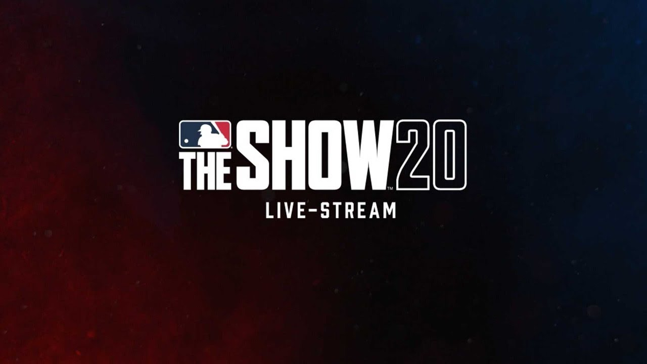MLB The Show 20 Stream - Monthly Awards