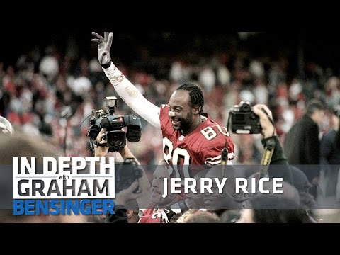 Jerry Rice: Fired up to prove 49ers wrong
