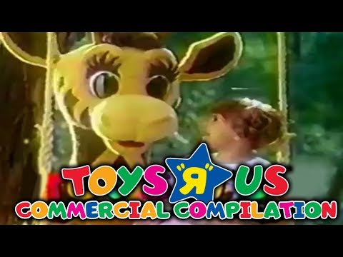 ToysRus Commercial Compilation