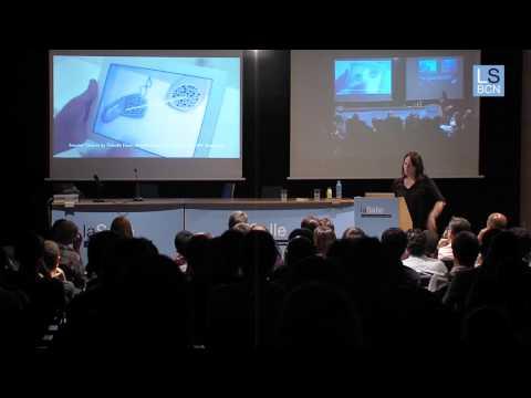 Designing Fluid Interfaces, a Pattie Maes' conference at La Salle BCN