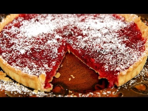 cranberry-tart-recipe---laura-vitale---laura-in-the-kitchen-episode-237