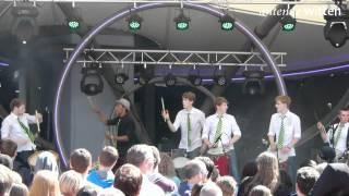"""Bochum: """"Bochum Total"""" 2012, Barulheiros aus Witten, 08.07.2012, 16 Uhr (Teil 2)"""