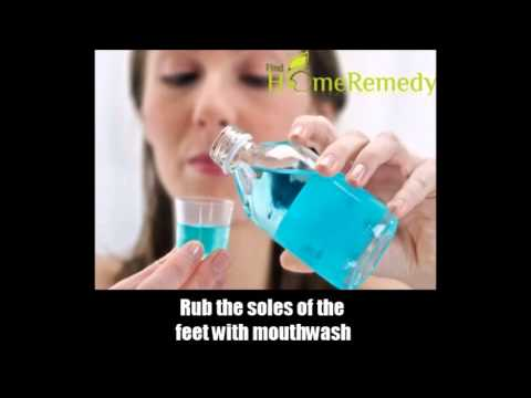 Home Reme For Smelly Feet