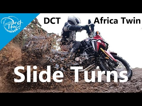 Slide turn a DCT (not for beginners)
