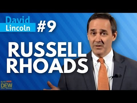 Great Trader Profiles #9 Russell Rhoads CBOE Vix Trading CBOE