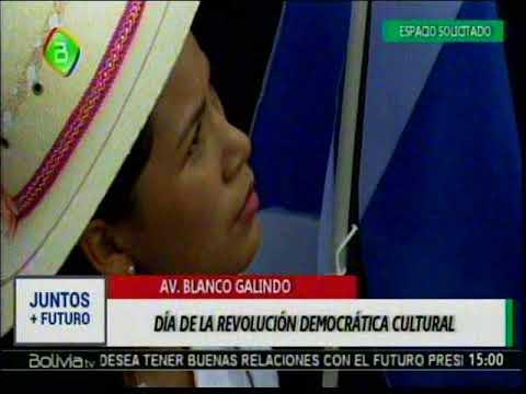EVO MORALSE EN EL Dia de la Revolucion Democratica Cultural