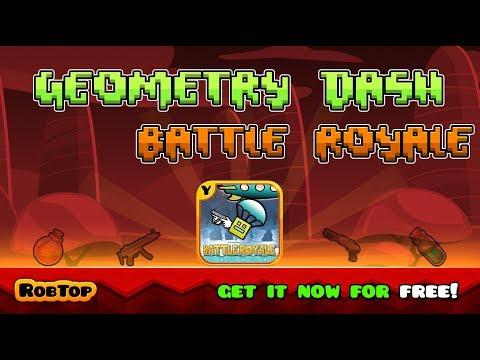 GEOMETRY DASH BATTLE ROYALE RELEASED!