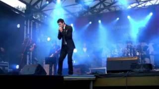Darin - Viva la Vida (Live at Rix FM Festival) 2010