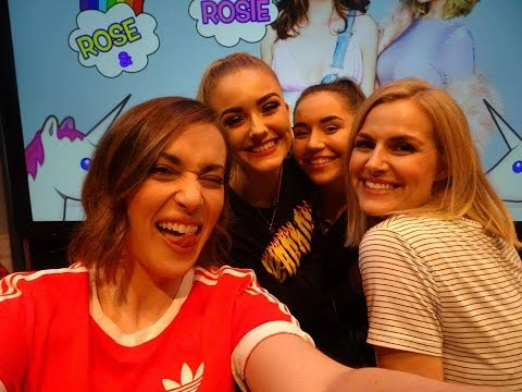 WE MET ROSE AND ROSIE