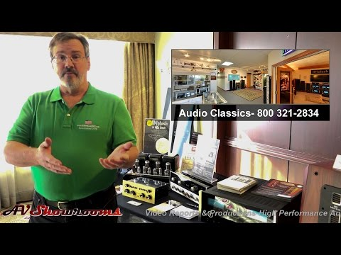 Audio Classics, the McIntosh Labs experts, amplifiers, tuners, CD players, speakers.