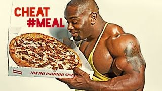 vuclip BODYBUILDING MOTIVATION - EAT RIGHT and CHEAT WELL