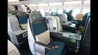 Review: Aer Lingus Business Class A330