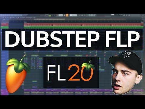 FL Studio 20 FREE DUBSTEP FLP [GETTER/BROSTEP STYLE]
