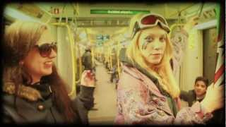 "Hartz Christmas ""The Toten Crackhuren Im Kofferraum"" (The TCHIK) Video"