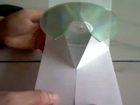 Pop up beak CD packaging by Chungdha.com Media on Youtube - YouTube