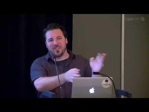 "CppCon 2014: Drew Paroski ""How HHVM Uses Modern C++ for Fun and Profit (Literally)"""