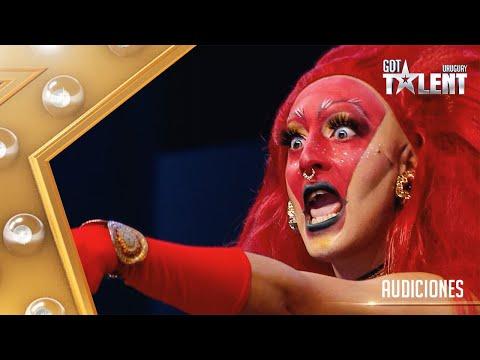 MARIZA dejó todo en el escenario y pasó a la siguiente etapa