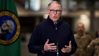 Gov. Inslee vetoes some state spending in response to coronavirus