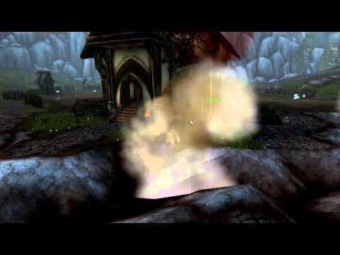World of warcraft - Easter egg : Kerrigan en el wow + Cuadro con vida.