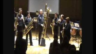 The National Saxophone Choir of Great Britain – CBSO Centre Concert 2009