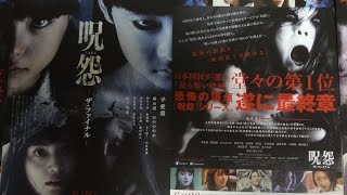 呪怨 ザ・ファイナル B 2015 映画チラシ 2015年6月20日公開 【映画鑑賞...