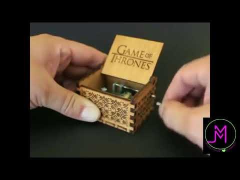 boite à musique game of thrones