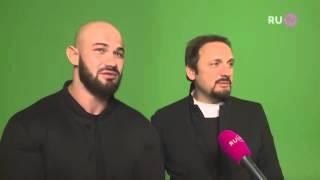 Как снимали клип: Джиган и Стас Михайлов - Любовь-наркоз