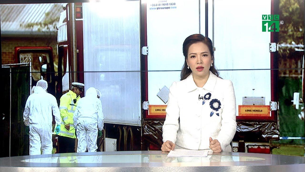 Chuẩn bị tiếp nhận thi thể nạn nhân từ Anh về Việt Nam | VTC14