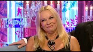 Pamela Stephenson & James Jordan - Strictly Come Dancing It Takes Two - 11.10.2010.