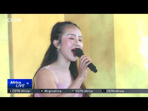 Chinese culture as celebrated by the Malagasy people  through song
