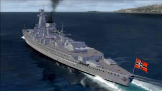 Admiral Graf Spee Battleship
