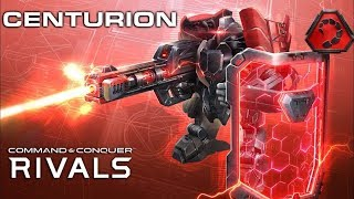 UPDATE! Command & Conquer: Rivals - the CENTURION!
