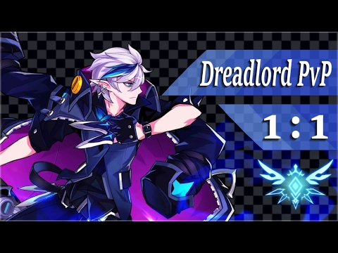 [Elsword NA] T. Dreadlord 1:1 PvP (Ciel only) #2