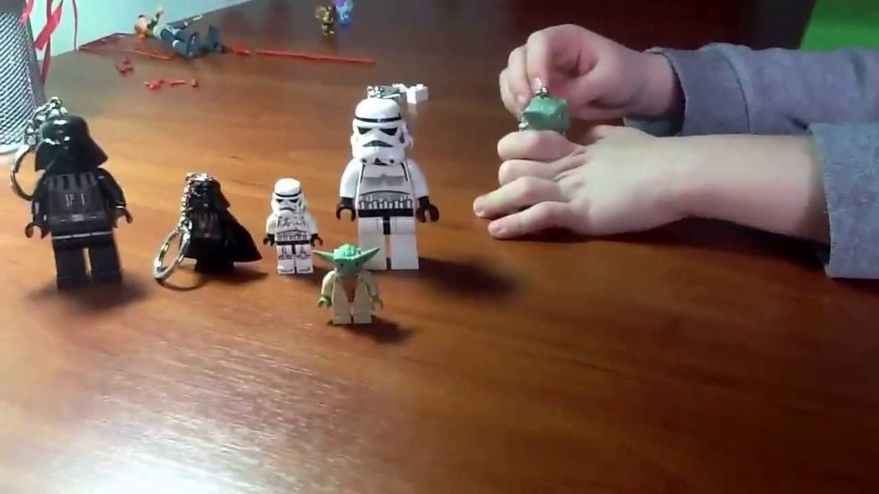 Key Rings Star Wars