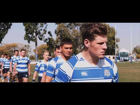 Nudgee College Vs Brisbane Boys College    1st XV Highlights Rnd 8 2019