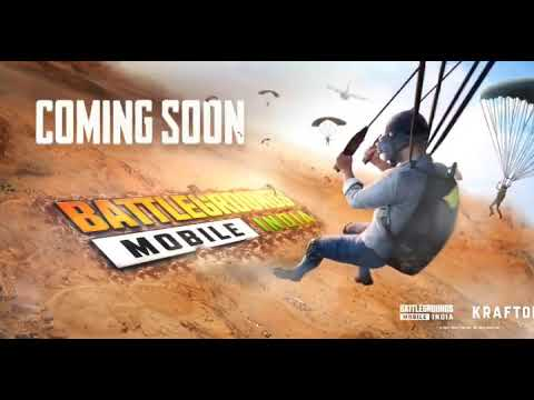 battleground Mobile India Official trailor launch | #PUBG_INDIA #SHORTS