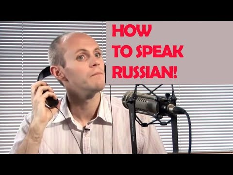 How To Speak With A Russian Accent