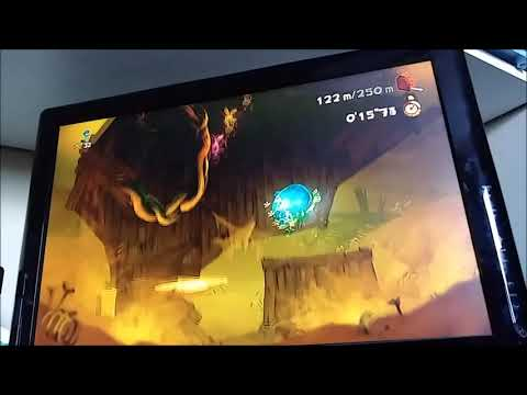 "Rayman Legends The Infinite Tower 31""19 Daily extreme challenge 07/03/18"
