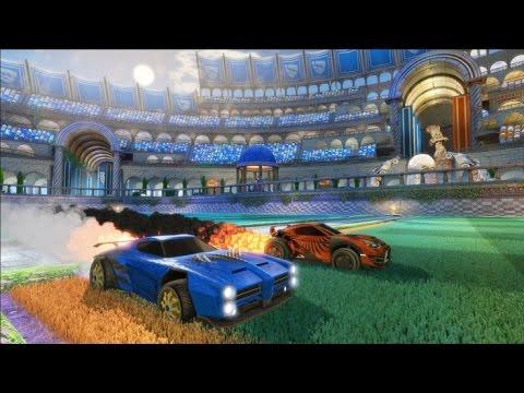 Rocket League - Duel 4