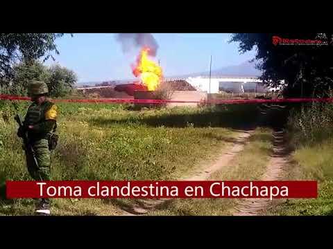 VIDEO NOTA TOMA CLANDESTINA 18 DE JULIO