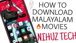 HOW TO DOWNLOAD MALAYALAM MOVIES ONLY 200MB IN MALAYALAM NIHUZ TECH