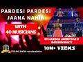 Pardesi Pardesi I Raja Hindustani I Udit, Alka I 90's Hindi Songs Live I Manisha, Shouriin