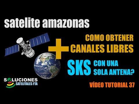 Configuracion Deco Cl4ro Tutorial FTA (Inicializacion TV Satelital Libre y Gratis)из YouTube · Длительность: 5 мин28 с